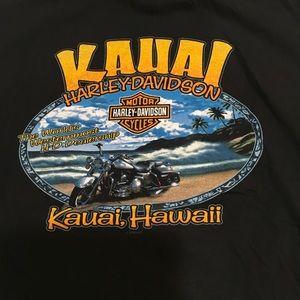 Men's XL Harley Davidson Hawaii t-shirt